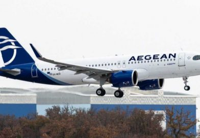 Aegean Airlines Online Check in